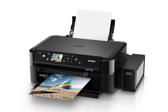 EPSON L850 Photo All-in-One InkTank Printer C11CE31502