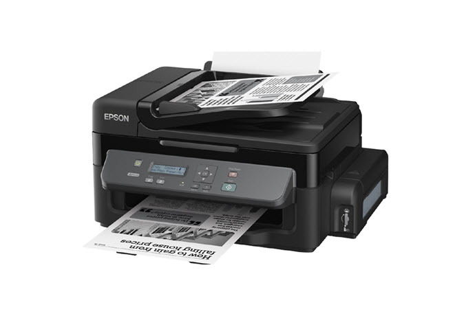 Epson Monochrome All-in-One Ink-Tank Printer M200 C11CC83411