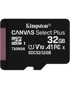 32GB microSDHC Canvas Select Plus A1 Class 10 UHS-I Non-Adapter new