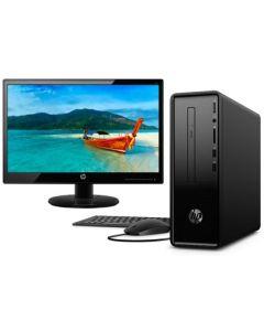 HP PC Slimline 290-p0031L (i3-8100 / 4GB / 1TB / DOS / 3JV85AA)