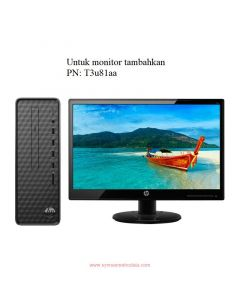 HP PC Slim S01-Pd0105L [7XD24AA]