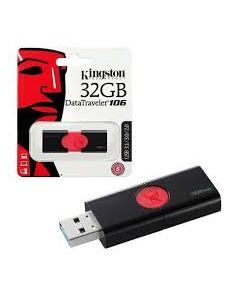 USB Flash Drive Data Traveler 106 32GB